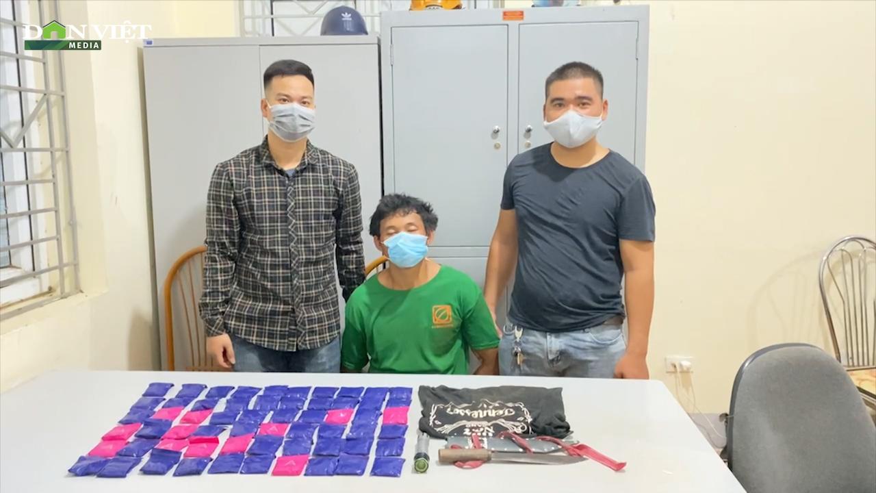 Bắt giữ đối tượng người Lào tàng trữ trái phép 12.000 viên ma túy tổng hợp - Ảnh 3.