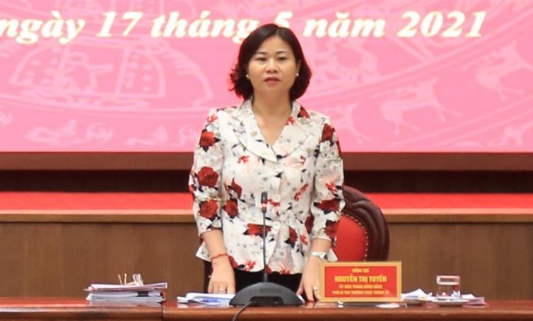 Bầu cử ở Hà Nội: Người đứng đầu cấp ủy phải chịu trách nhiệm toàn diện - Ảnh 3.