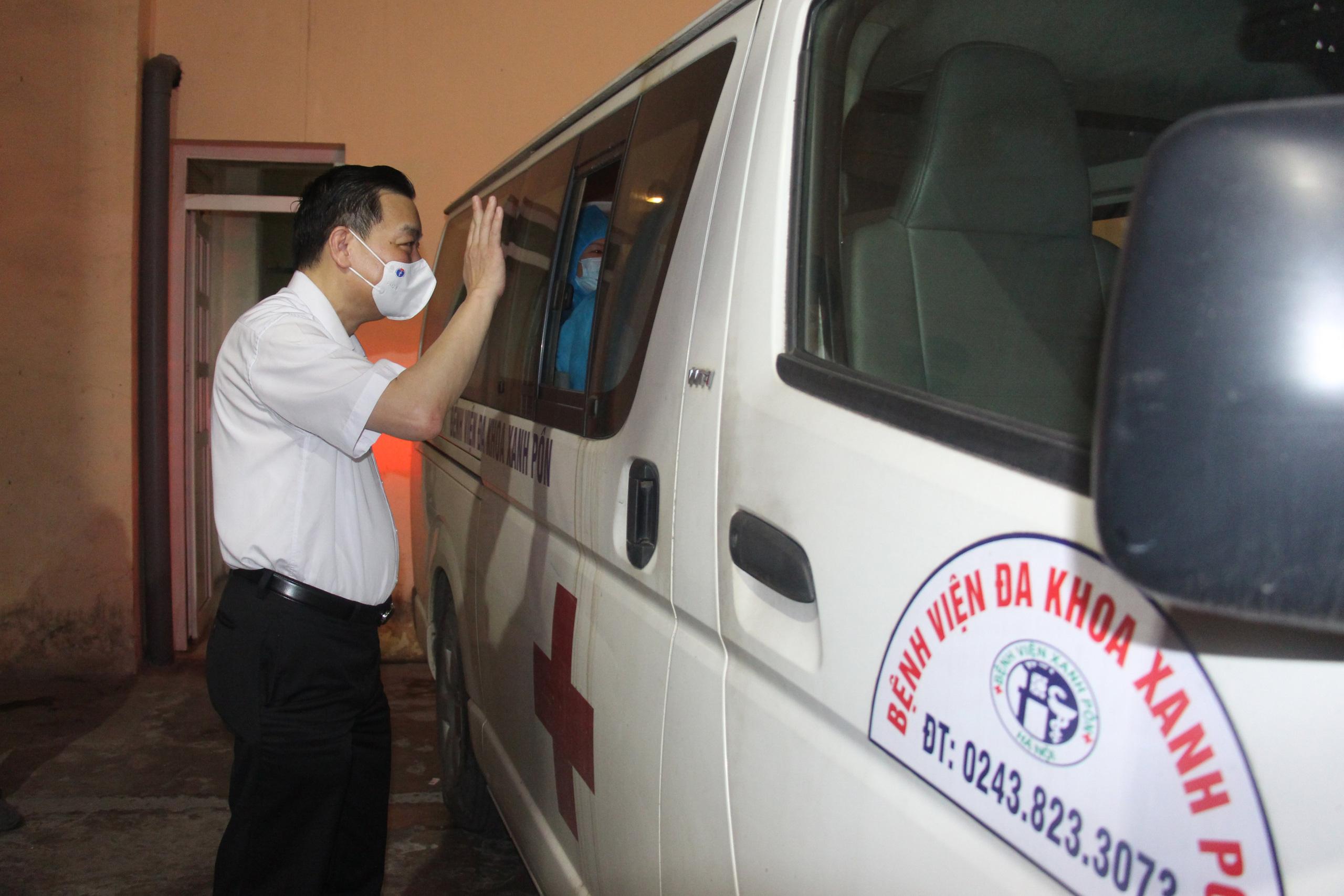Hà Nội kiến nghị Thủ tướng cho phép tăng 70% mức bồi dưỡng lực lượng phòng, chống dịch Covid-19 - Ảnh 2.