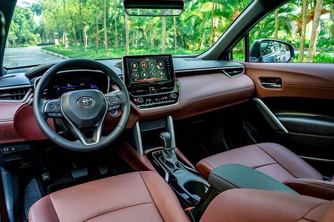 Nhược điểm xe Toyota Corolla Cross mà người mua cần biết trước khi xuống tiền - Ảnh 3.