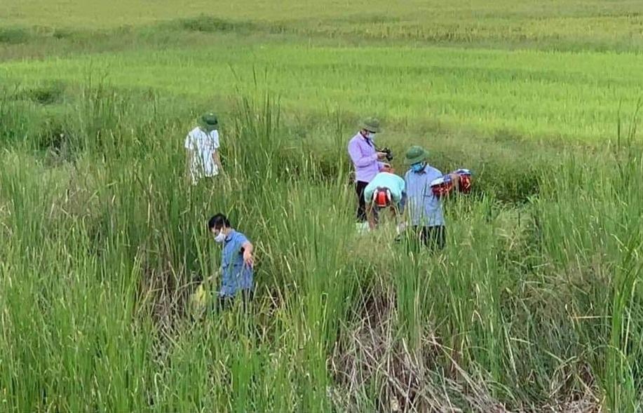 Vụ 2 mẹ con nằm trên đường tàu ở Nghệ An: Người mẹ bị khởi tố - Ảnh 1.