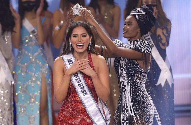 Người đẹp Mexico đăng quang Miss Universe 2020, Khánh Vân trượt Top 10 gây tiếc nuối - Ảnh 2.
