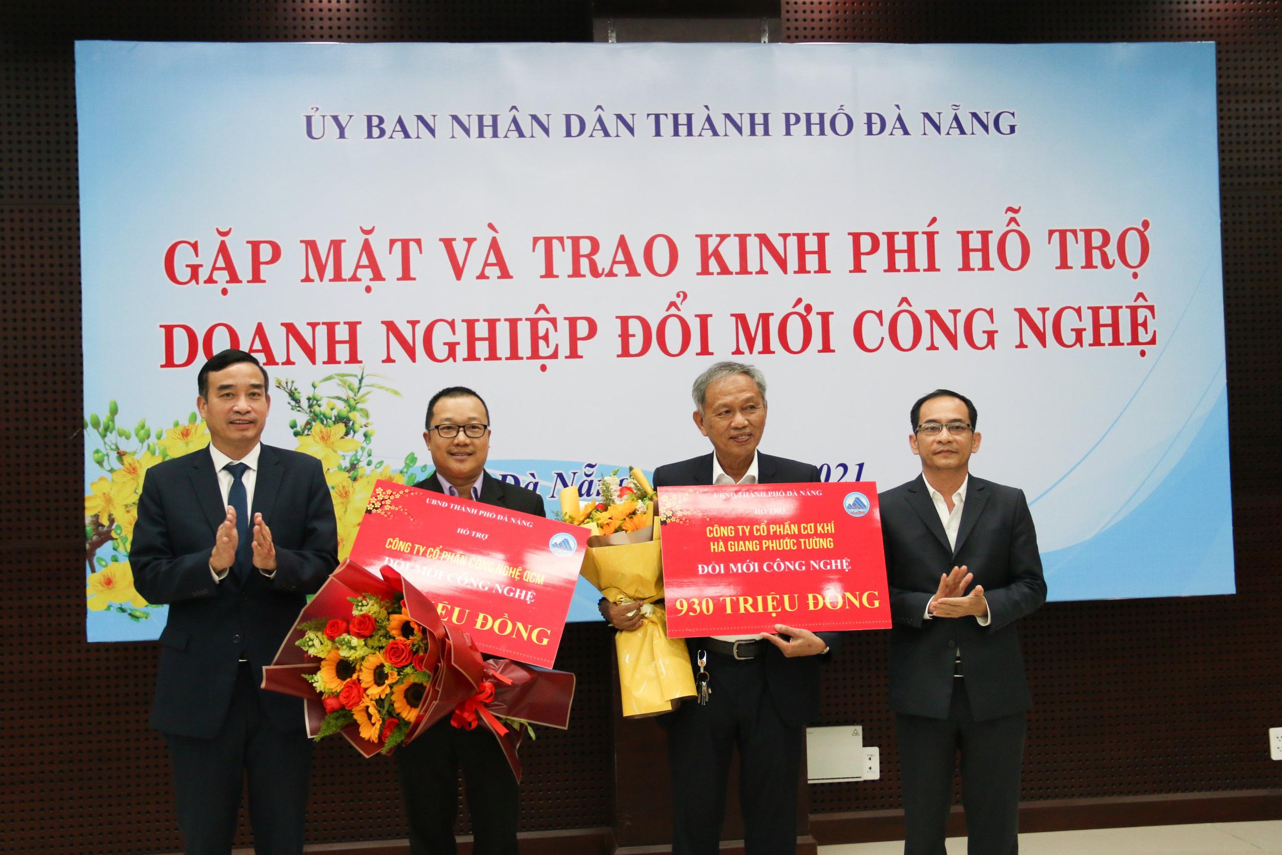Doanh nghiệp Khoa học và Công nghệ Đà Nẵng không ngừng phát triển - Ảnh 1.