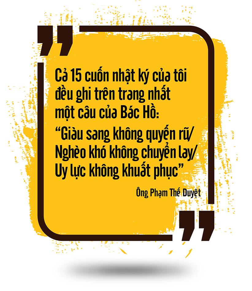 Ông Phạm Thế Duyệt: Không giải quyết công việc theo kiểu đối đầu với dân (Kỳ 1) - Ảnh 17.