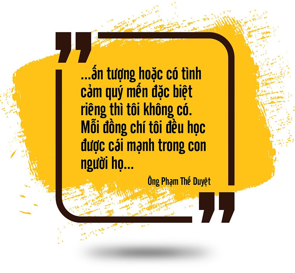 Ông Phạm Thế Duyệt: Không giải quyết công việc theo kiểu đối đầu với dân (Kỳ 1) - Ảnh 22.