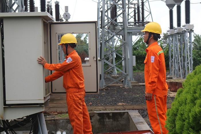 Đắk Nông: Sẵn sàng đảm bảo cung cấp điện an toàn phục vụ bầu cử - Ảnh 2.