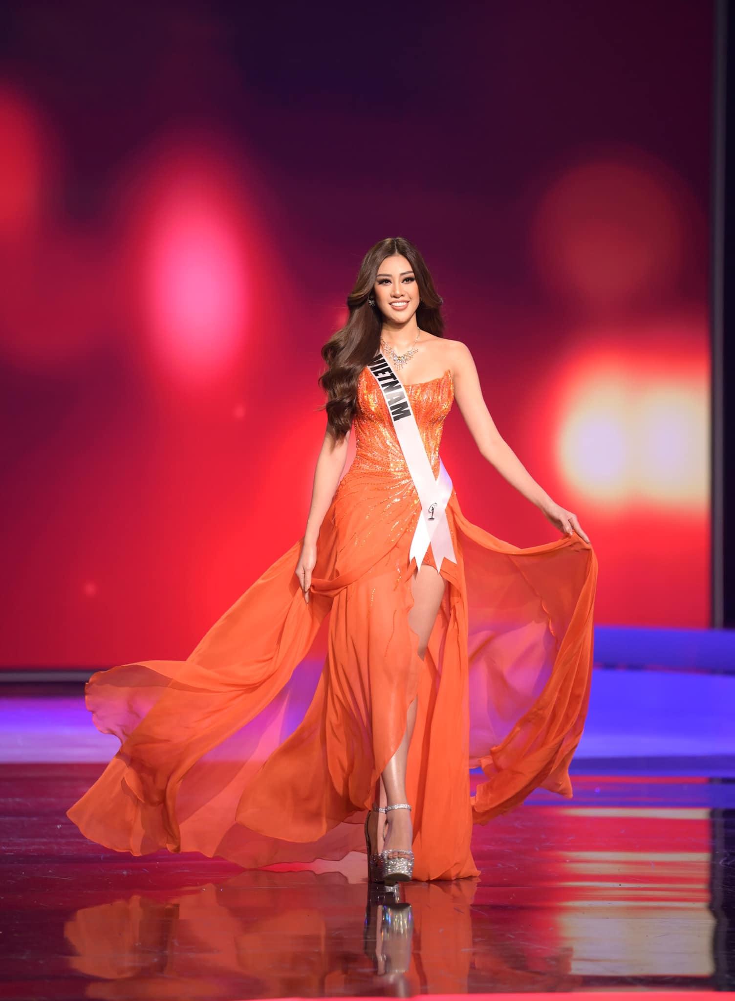 Xúc động tâm thư Khánh Vân viết ngay trước giờ G Chung kết Miss Universe - Ảnh 1.