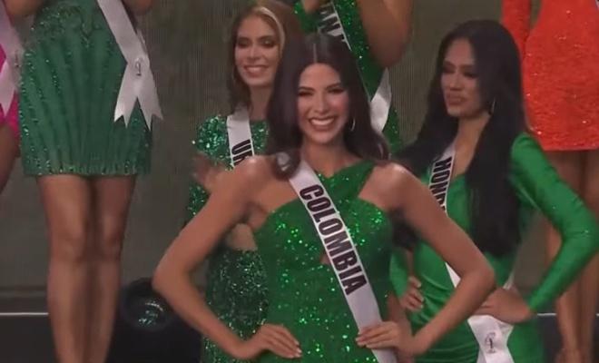 Chung kết Miss Universe: Khánh Vân lọt top 21 - Ảnh 3.