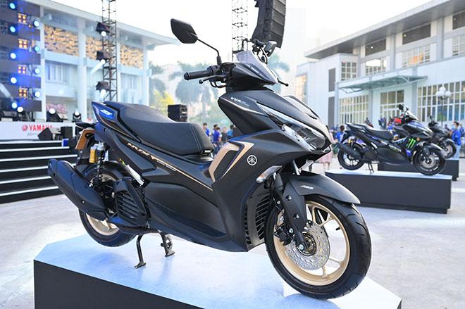 Yamaha NVX 155 VVA thế hệ II
