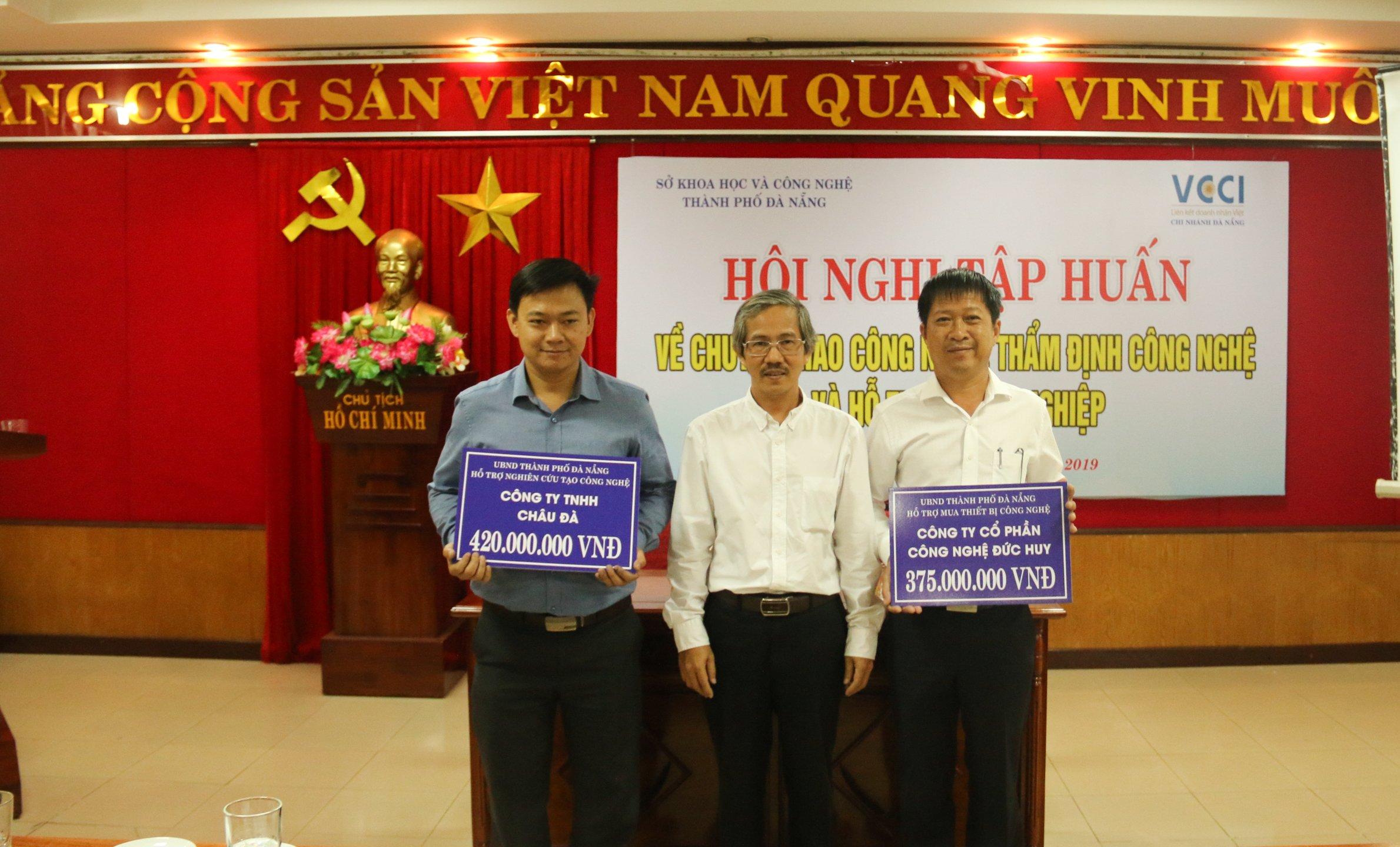 Doanh nghiệp Khoa học và Công nghệ Đà Nẵng không ngừng phát triển - Ảnh 5.