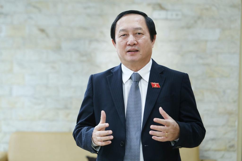Thư chúc mừng của Bộ trưởng KH&CN Huỳnh Thành Đạt nhân ngày Khoa học và Công nghệ 18/5 - Ảnh 1.