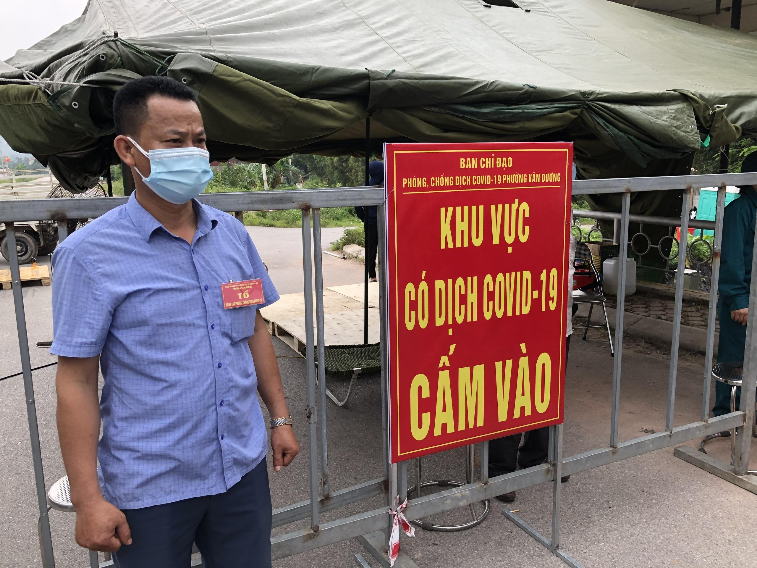 Bắc Ninh: Giãn cách xã hội toàn bộ thành phố Bắc Ninh từ 6h ngày 18/5 đến hết ngày 20/5 - Ảnh 1.