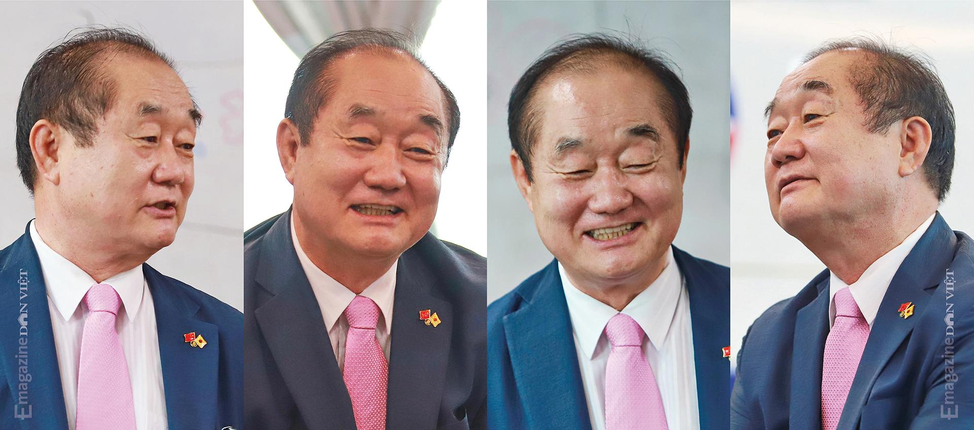 """Giáo sư Ahn Kyong-hwan: Những giá trị của """"Nhật ký trong tù"""" cần được lan tỏa mãi mãi - Ảnh 5."""