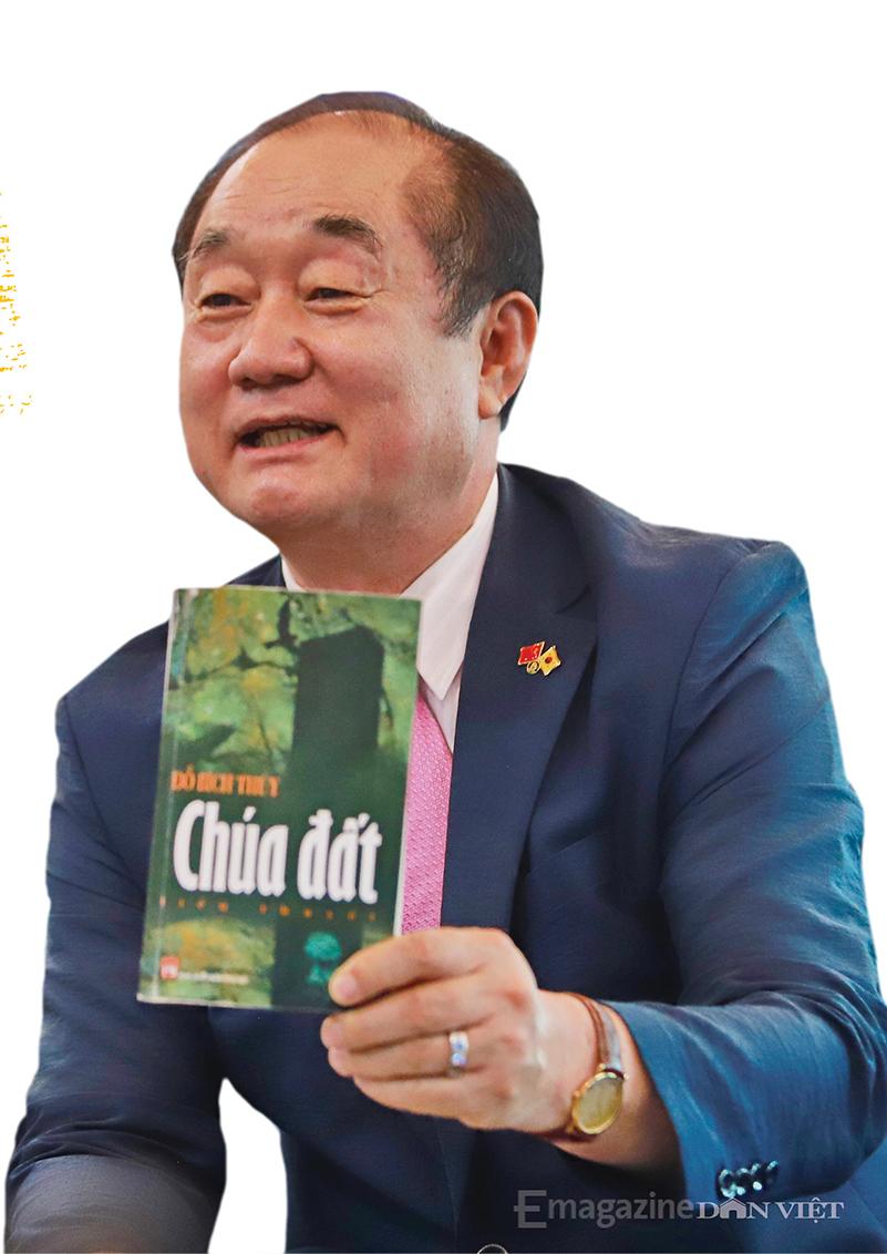 """Giáo sư Ahn Kyong-hwan: Những giá trị của """"Nhật ký trong tù"""" cần được lan tỏa mãi mãi - Ảnh 10."""