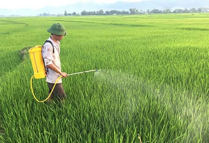 Cà Mau: Bán vật tư nông nghiệp giả, chủ cửa hàng bị phạt 120 triệu đồng - Ảnh 1.