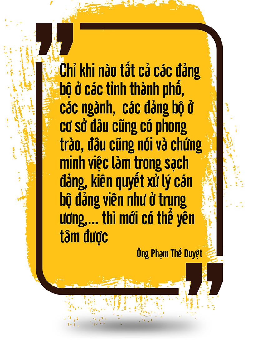 Ông Phạm Thế Duyệt: Tình yêu lớn của cuộc đời (Kỳ 2) - Ảnh 3.