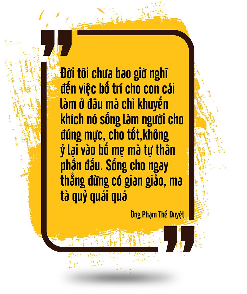 Ông Phạm Thế Duyệt: Tình yêu lớn của cuộc đời (Kỳ 2) - Ảnh 8.