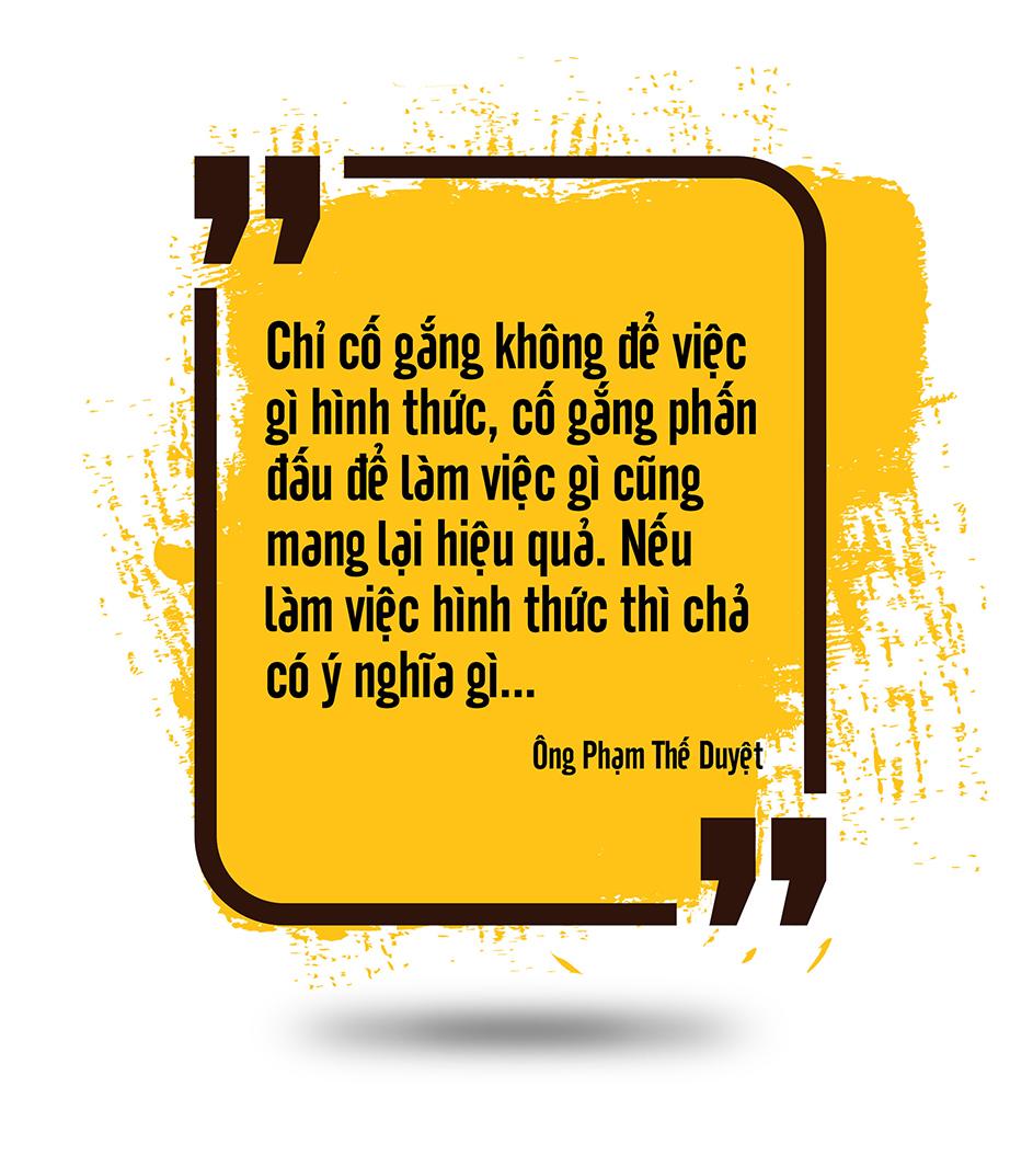 Ông Phạm Thế Duyệt: Tình yêu lớn của cuộc đời (Kỳ 2) - Ảnh 14.
