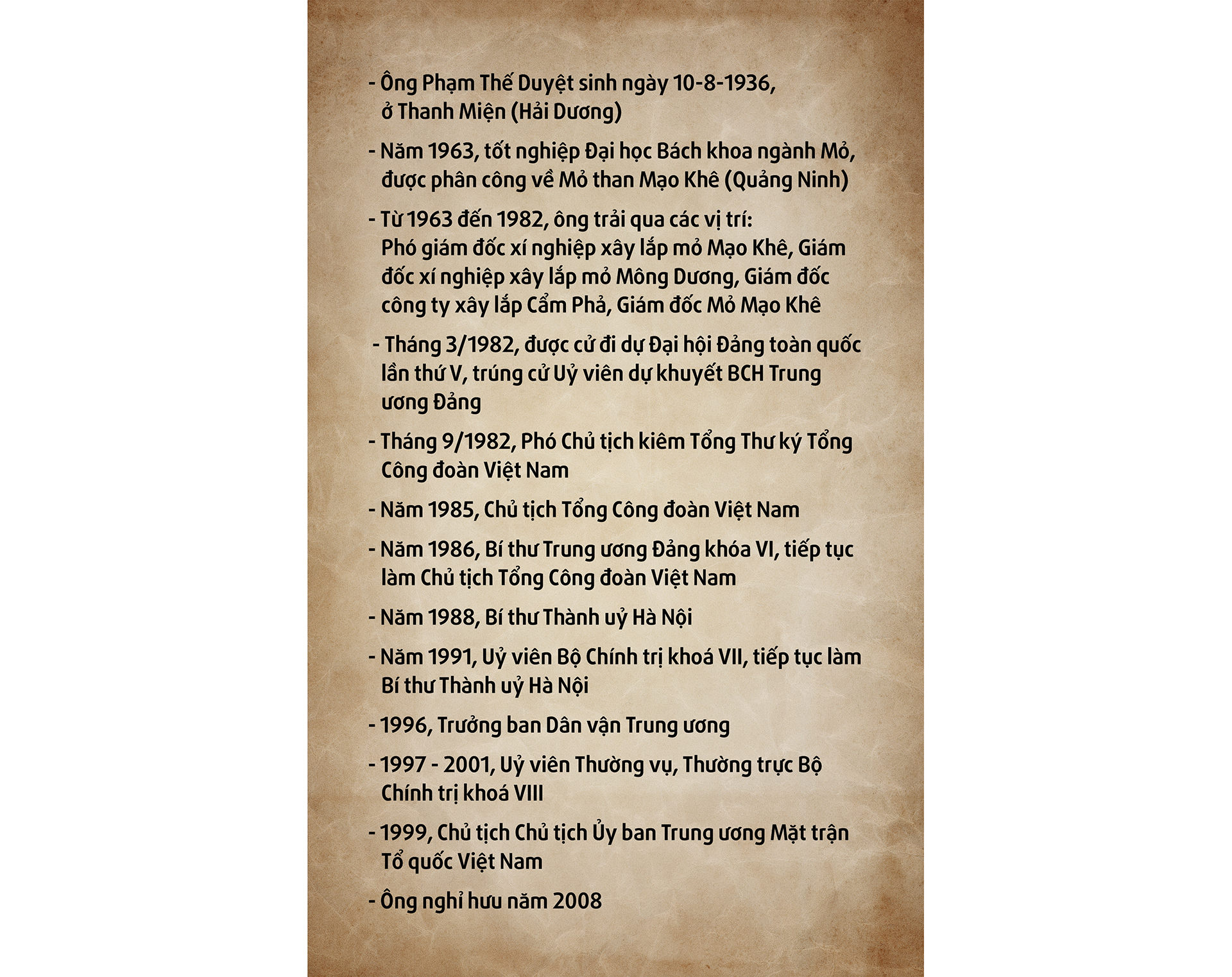 Ông Phạm Thế Duyệt: Tình yêu lớn của cuộc đời (Kỳ 2) - Ảnh 15.