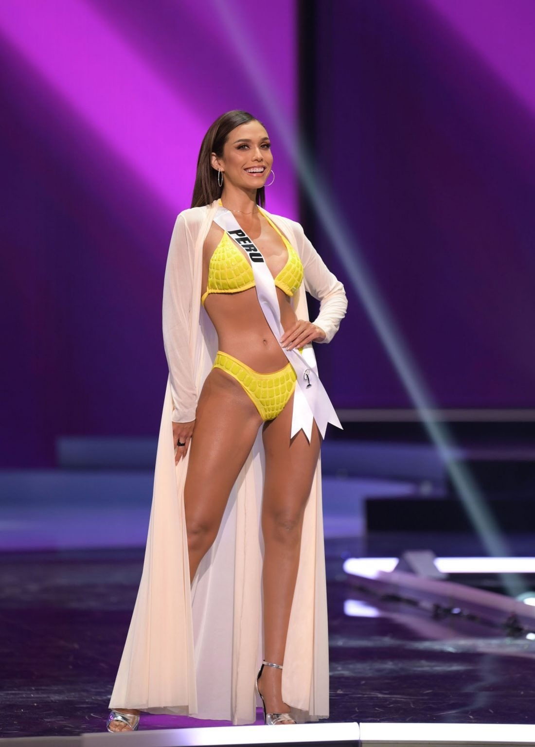 Á hậu gây nhiều tiếc nuối nhất tại Hoa hậu Hoàn vũ 2020 - Ảnh 6.