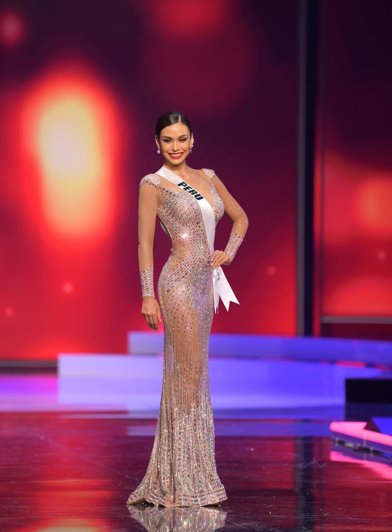 Á hậu gây nhiều tiếc nuối nhất tại Hoa hậu Hoàn vũ 2020 - Ảnh 1.