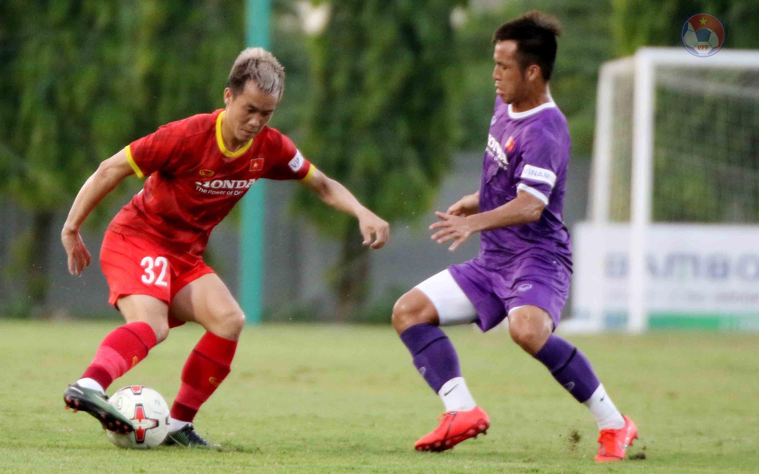 3 cầu thủ ĐT Việt Nam không ra sân đấu U22 là ai? - Ảnh 2.