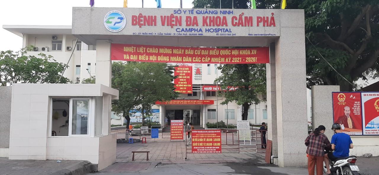 Bỏ lọt trường hợp F1, 2 nhân viên y tế ở Quảng Ninh bị kỷ luật - Ảnh 1.