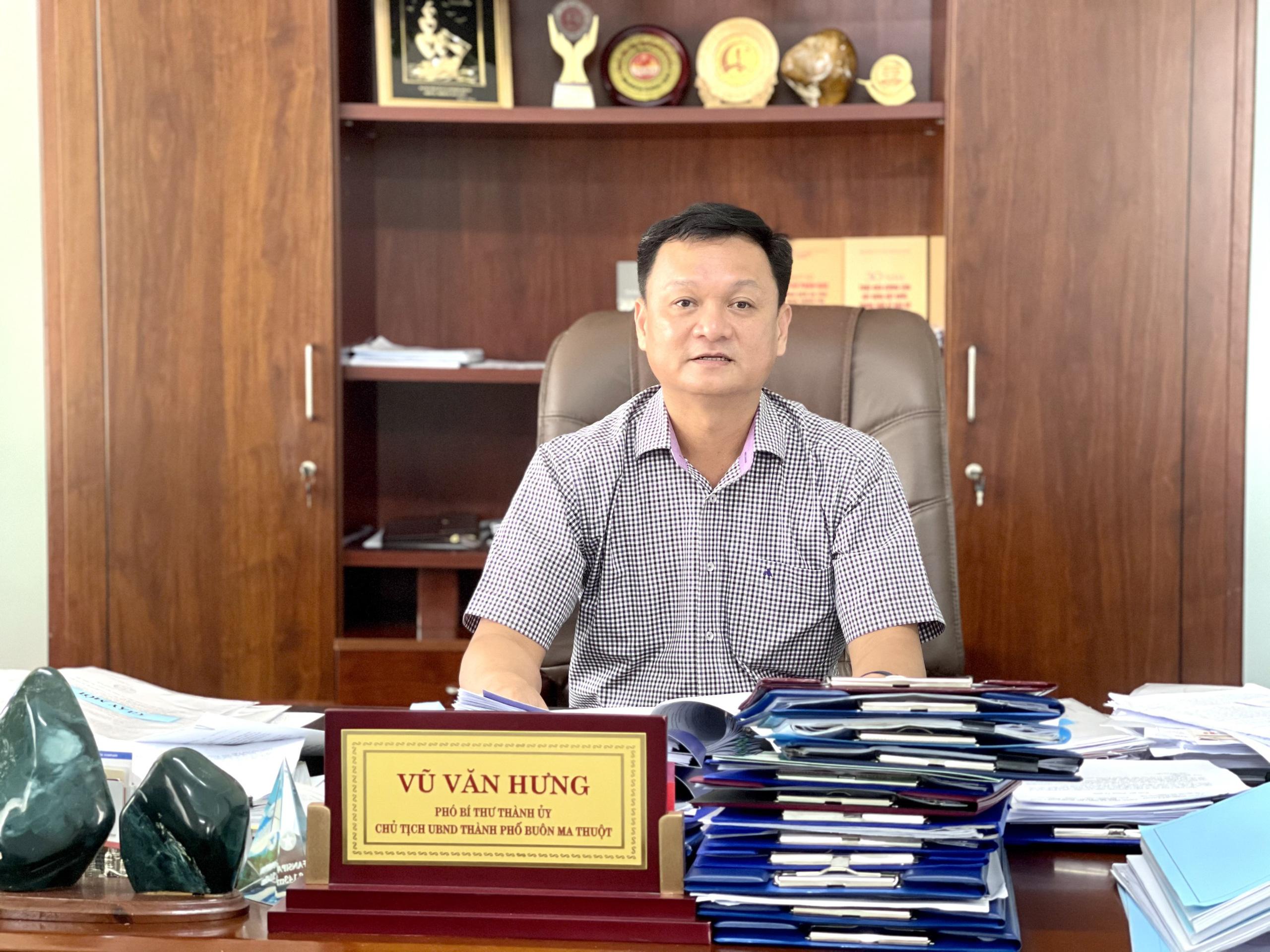 Đắk Lắk: Công tác chuẩn bị bầu cử ở thành phố lớn nhất Tây Nguyên  - Ảnh 1.