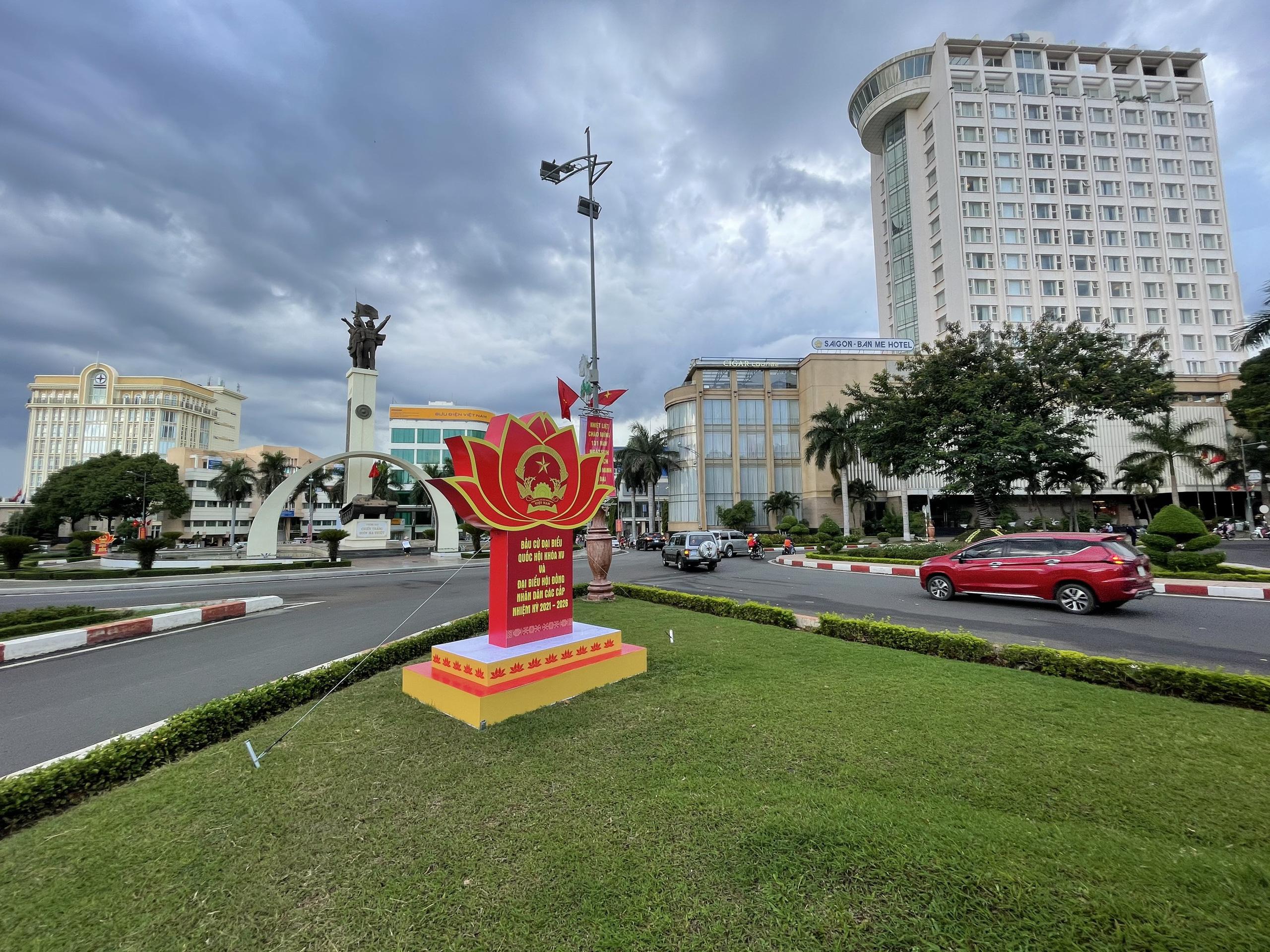 Đắk Lắk: Công tác chuẩn bị bầu cử ở thành phố lớn nhất Tây Nguyên  - Ảnh 4.