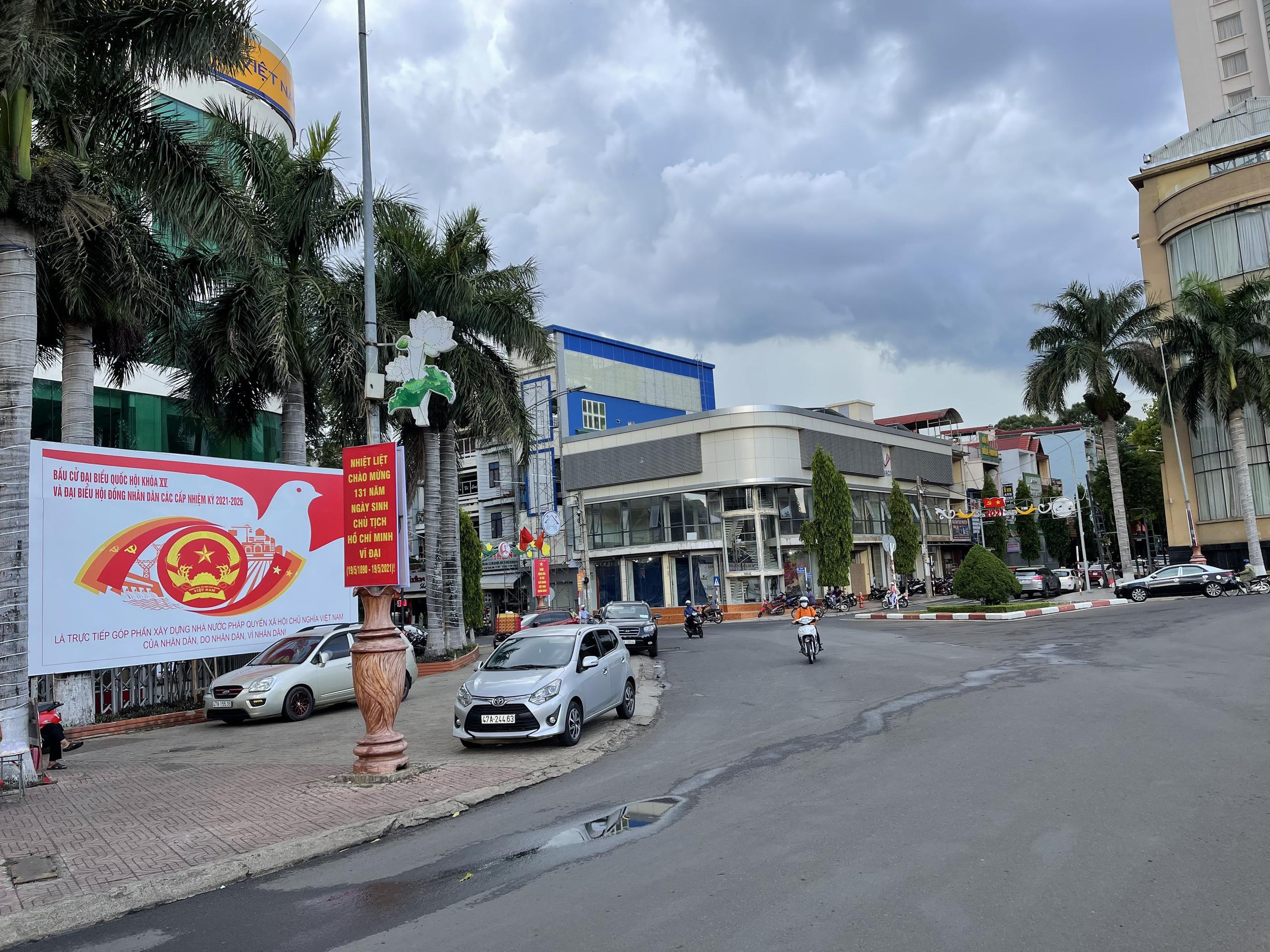 Đắk Lắk: Công tác chuẩn bị bầu cử ở thành phố lớn nhất Tây Nguyên  - Ảnh 8.