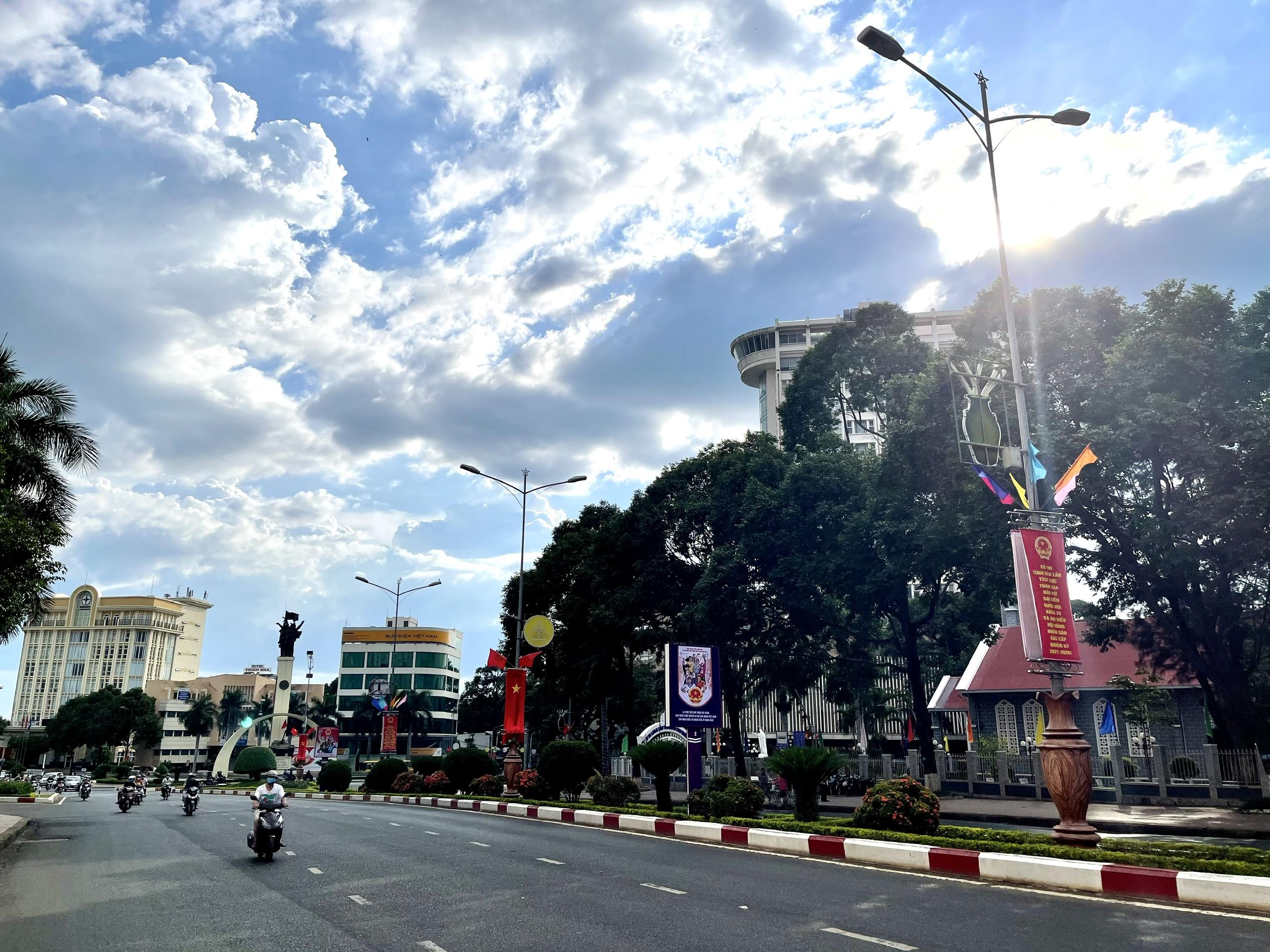 Đắk Lắk: Công tác chuẩn bị bầu cử ở thành phố lớn nhất Tây Nguyên  - Ảnh 7.