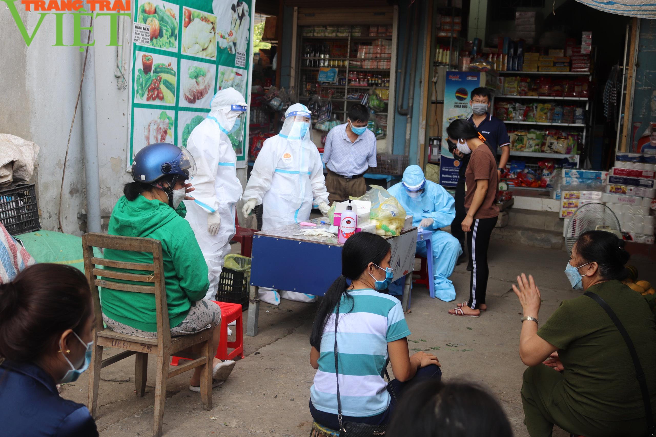 Điện Biên: Đề nghị Bộ Y tế hỗ trợ phòng, chống dịch Covid-19 - Ảnh 1.
