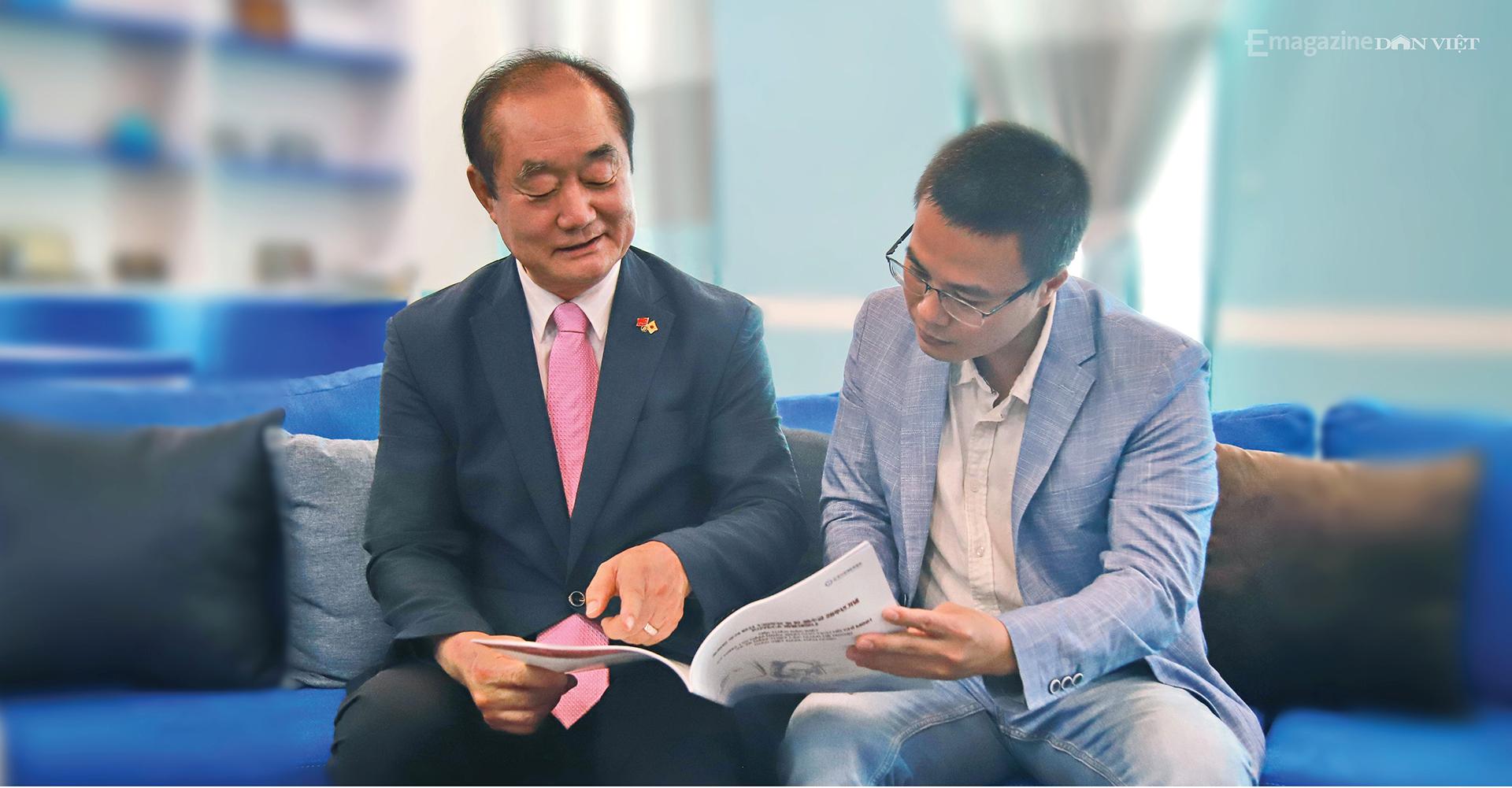 """Giáo sư Ahn Kyong-hwan: Những giá trị của """"Nhật ký trong tù"""" cần được lan tỏa mãi mãi - Ảnh 11."""