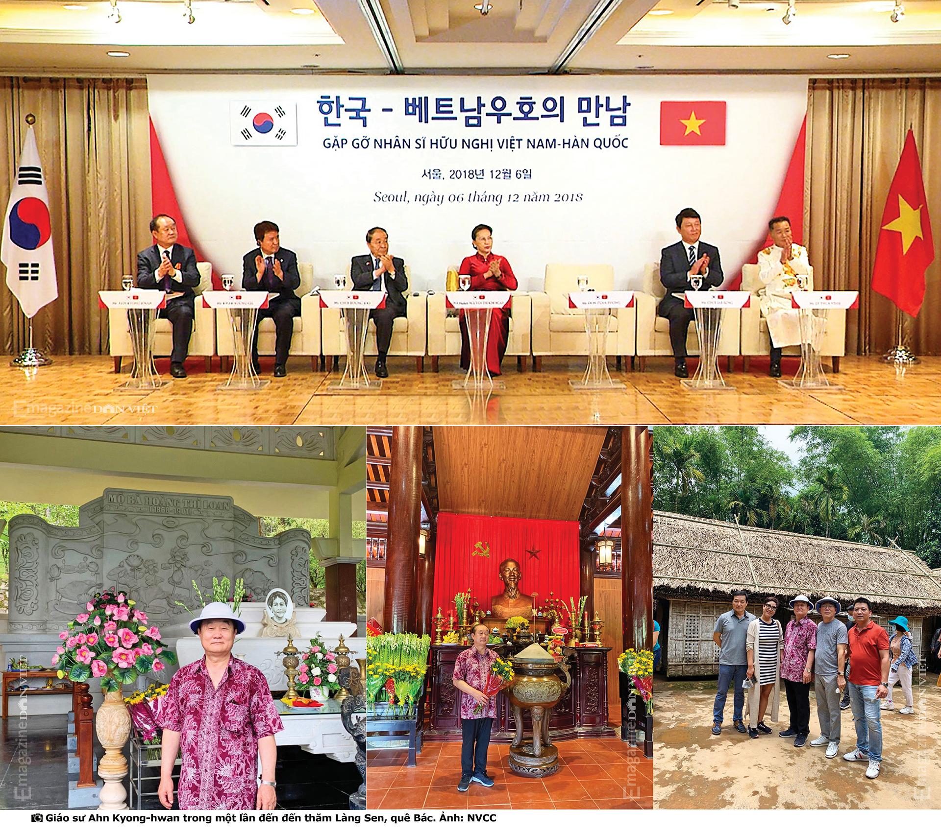 """Giáo sư Ahn Kyong-hwan: Những giá trị của """"Nhật ký trong tù"""" cần được lan tỏa mãi mãi - Ảnh 13."""