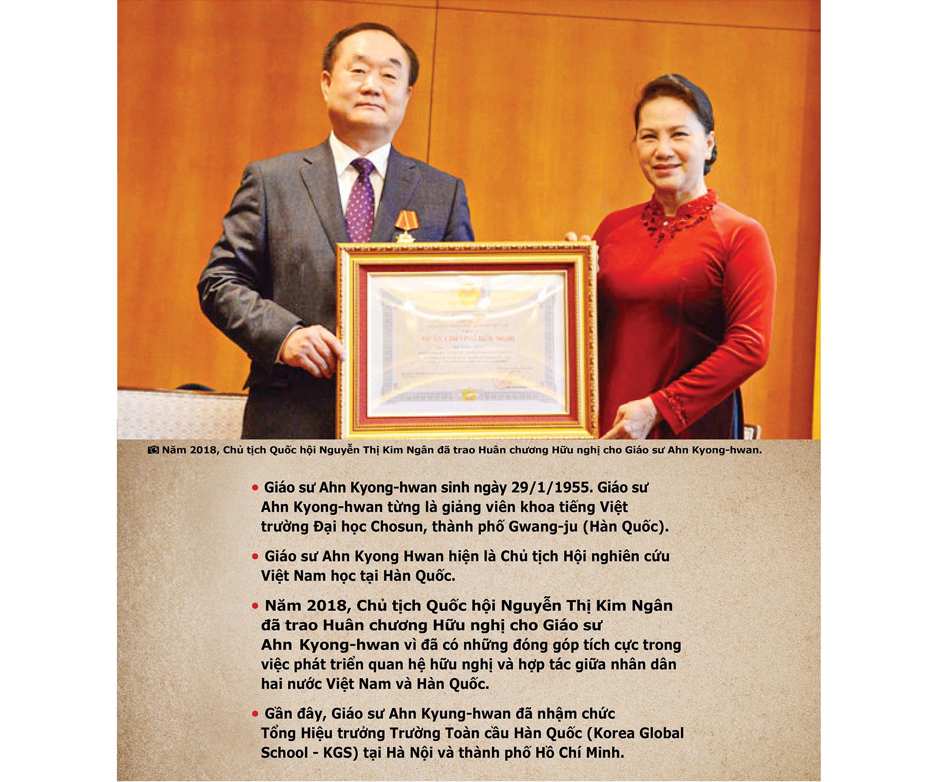 """Giáo sư Ahn Kyong-hwan: Những giá trị của """"Nhật ký trong tù"""" cần được lan tỏa mãi mãi - Ảnh 18."""