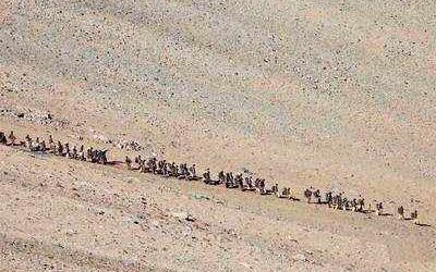 Nóng biên giới: Trung Quốc tập trận gần Đông Ladakh, Ấn Độ đứng ngồi không yên