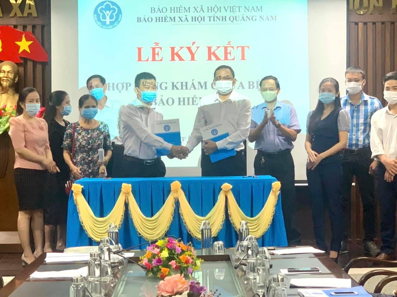 Một phòng khám tư nhân ở Quảng Nam được quyền khám chữa bệnh BHYT - Ảnh 2.