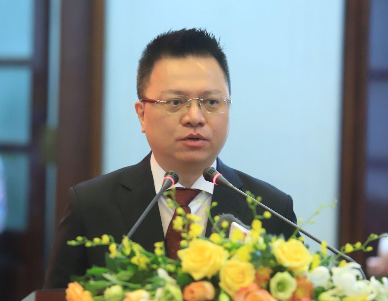 Tân Tổng Biên tập Báo Nhân Dân Lê Quốc Minh nói cơ duyên khi nhận nhiệm vụ mới - Ảnh 1.