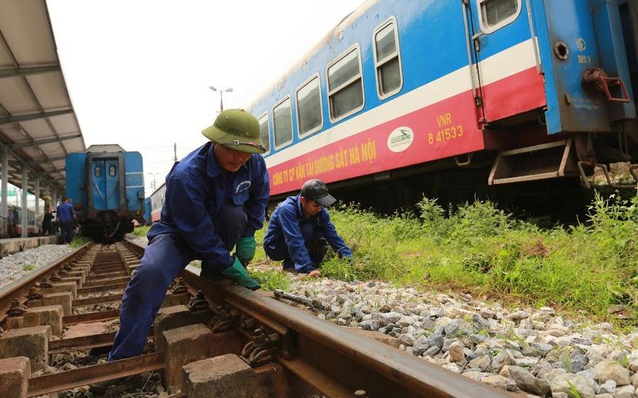 Chốt ngày giao vốn bảo trì hạ tầng đường sắt quốc gia