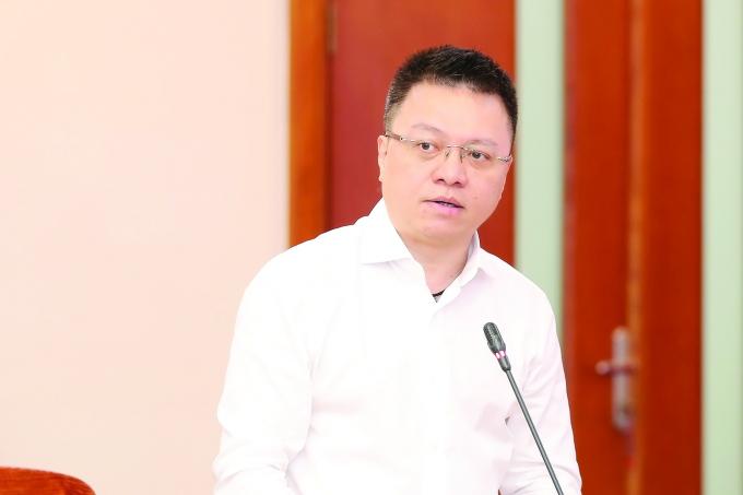 Bộ Chính trị bổ nhiệm Phó Tổng Giám đốc TTXVN Lê Quốc Minh đảm nhiệm chức vụ mới - Ảnh 1.