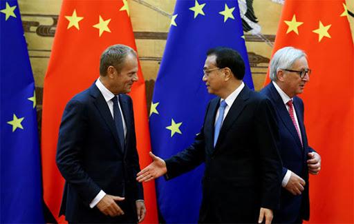 Không phải tình cờ mà Trung Quốc-EU bất hòa bao nhiêu thì Ấn Độ-EU lại hữu hảo bấy nhiêu - Ảnh 1.