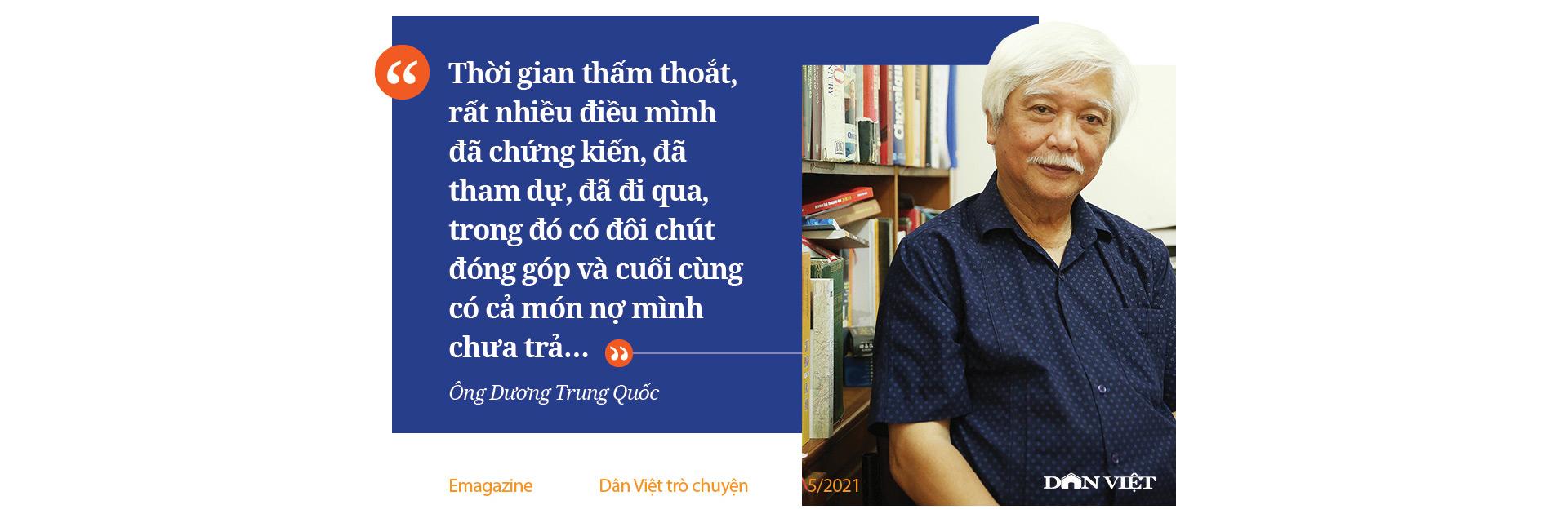 Ông Dương Trung Quốc chia sẻ những chuyện ít người biết sau 20 năm gắn bó nghị trường - Ảnh 4.