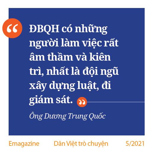 Ông Dương Trung Quốc chia sẻ những chuyện ít người biết sau 20 năm gắn bó nghị trường - Ảnh 6.