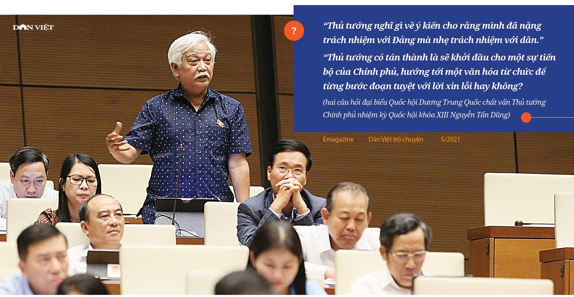 Ông Dương Trung Quốc chia sẻ những chuyện ít người biết sau 20 năm gắn bó nghị trường - Ảnh 9.