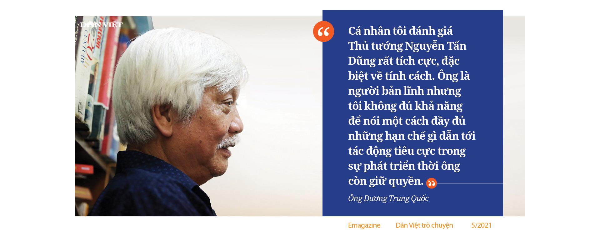 Ông Dương Trung Quốc chia sẻ những chuyện ít người biết sau 20 năm gắn bó nghị trường - Ảnh 11.