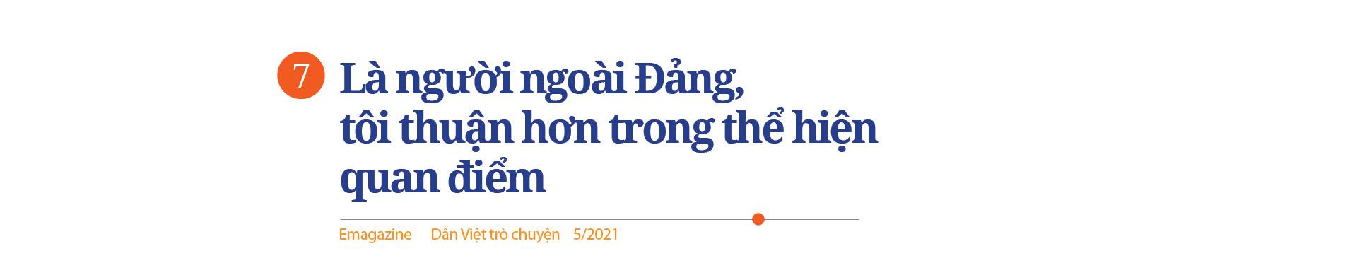 Ông Dương Trung Quốc chia sẻ những chuyện ít người biết sau 20 năm gắn bó nghị trường - Ảnh 12.