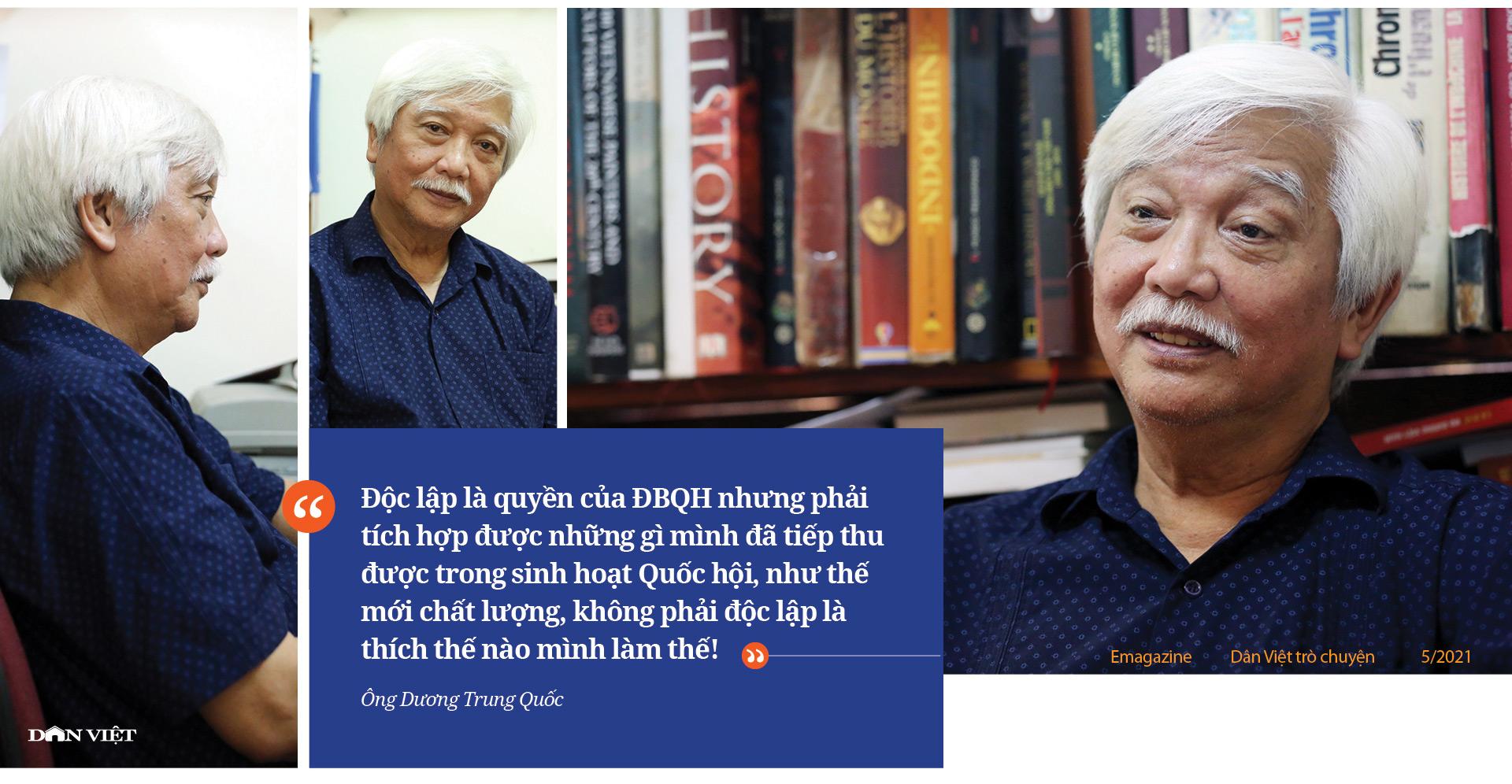 Ông Dương Trung Quốc chia sẻ những chuyện ít người biết sau 20 năm gắn bó nghị trường - Ảnh 14.
