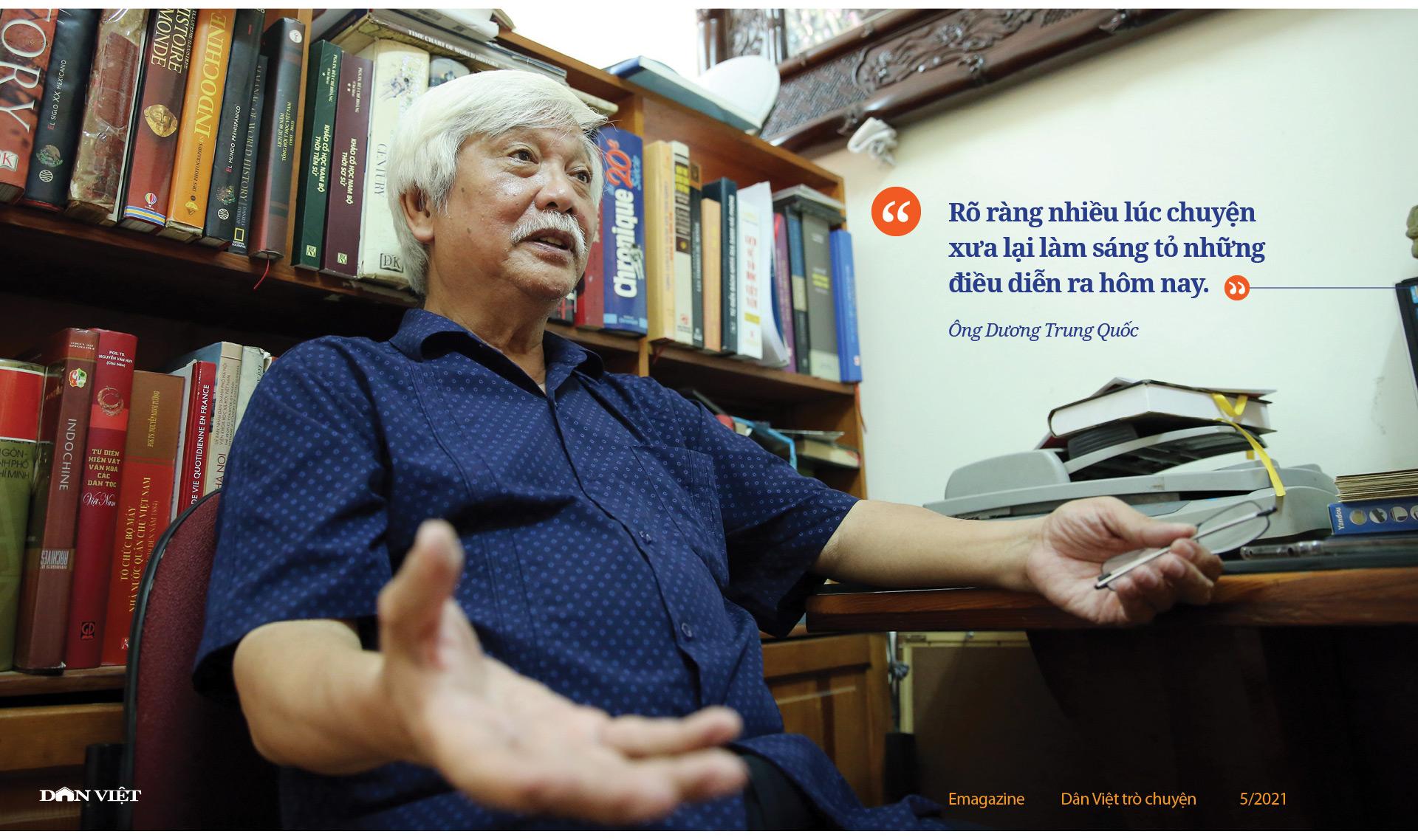Ông Dương Trung Quốc chia sẻ những chuyện ít người biết sau 20 năm gắn bó nghị trường - Ảnh 16.