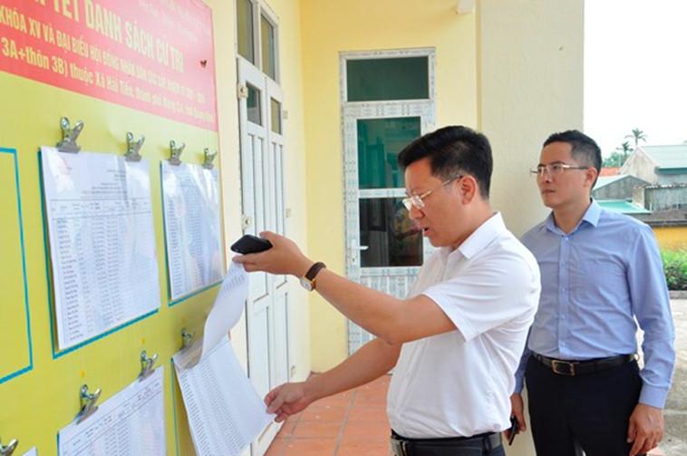 Chuyện bầu cử ở Quảng Ninh: Khi tiếng nói của người nông dân ngày càng mạnh mẽ - Ảnh 1.