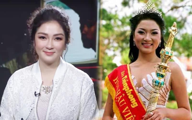 Ở tuổi 36, Hoa hậu Nguyễn Thị Huyền sở hữu cuộc sống vui vẻ bên gia đình - Ảnh 2.